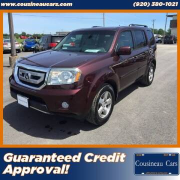 2010 Honda Pilot for sale at CousineauCars.com - Guaranteed Credit Approval in Appleton WI
