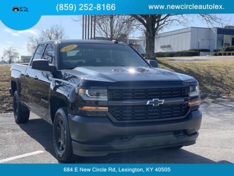 2017 Chevrolet Silverado 1500 for sale at New Circle Auto Sales LLC in Lexington KY