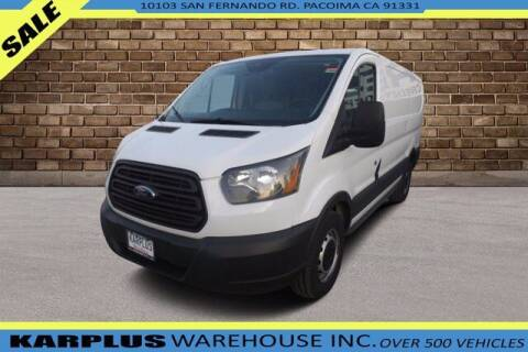 2016 Ford Transit Cargo for sale at Karplus Warehouse in Pacoima CA