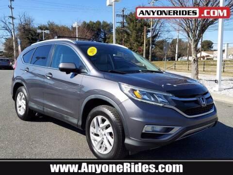 2016 Honda CR-V for sale at ANYONERIDES.COM in Kingsville MD