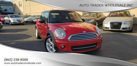 2011 MINI Cooper for sale at Auto Trader Wholesale Inc in Saddle Brook NJ