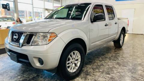 2014 Nissan Frontier for sale at TOP YIN MOTORS in Mount Prospect IL