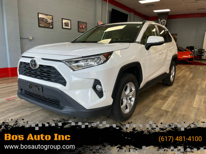 2019 Toyota RAV4 for sale at Bos Auto Inc in Quincy MA