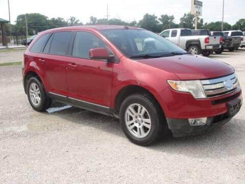 2007 Ford Edge for sale at Frieling Auto Sales in Manhattan KS