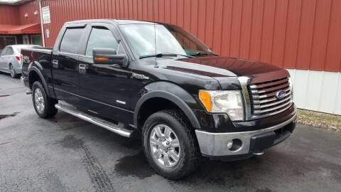 2011 Ford F-150 for sale at North East Locaters Auto Sales in Indiana PA