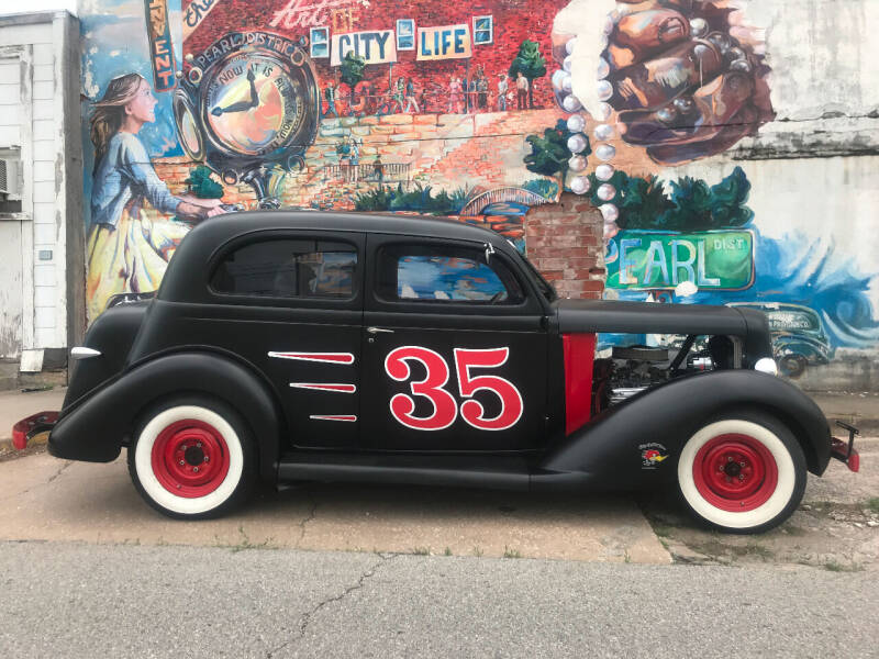 1935 Desoto Air Stream for sale at Finish Line Motors in Tulsa OK