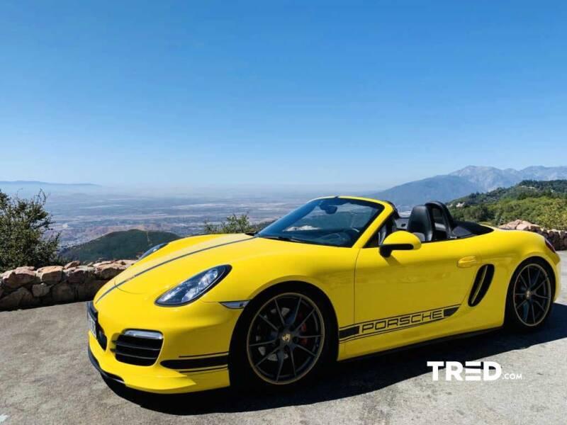 2013 Porsche Boxster for sale in Los Angeles, CA