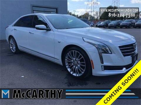 2017 Cadillac CT6 for sale at Mr. KC Cars - McCarthy Hyundai in Blue Springs MO