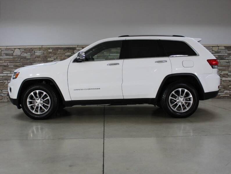 2016 Jeep Grand Cherokee for sale at Bud & Doug Walters Auto Sales in Kalamazoo MI