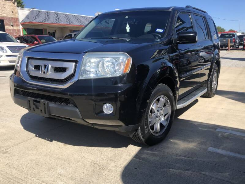 2009 Honda Pilot for sale at TEXAS AUTO WEB LLC in Garland TX