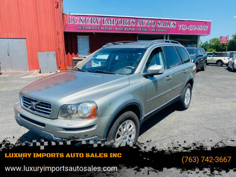 2008 Volvo XC90 for sale at LUXURY IMPORTS AUTO SALES INC in North Branch MN