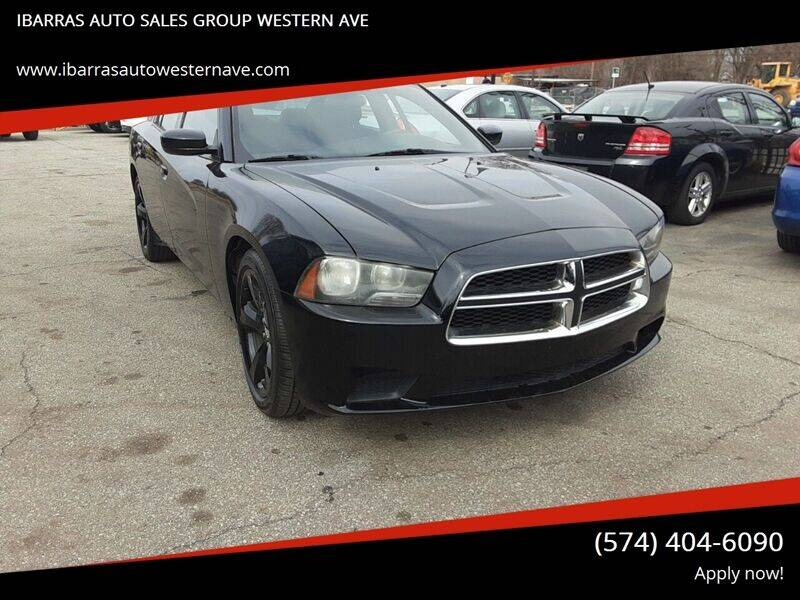 2013 Dodge Charger for sale at Ibarras Group - IBARRAS AUTO SALES GROUP WESTERN AVE in South Bend IN
