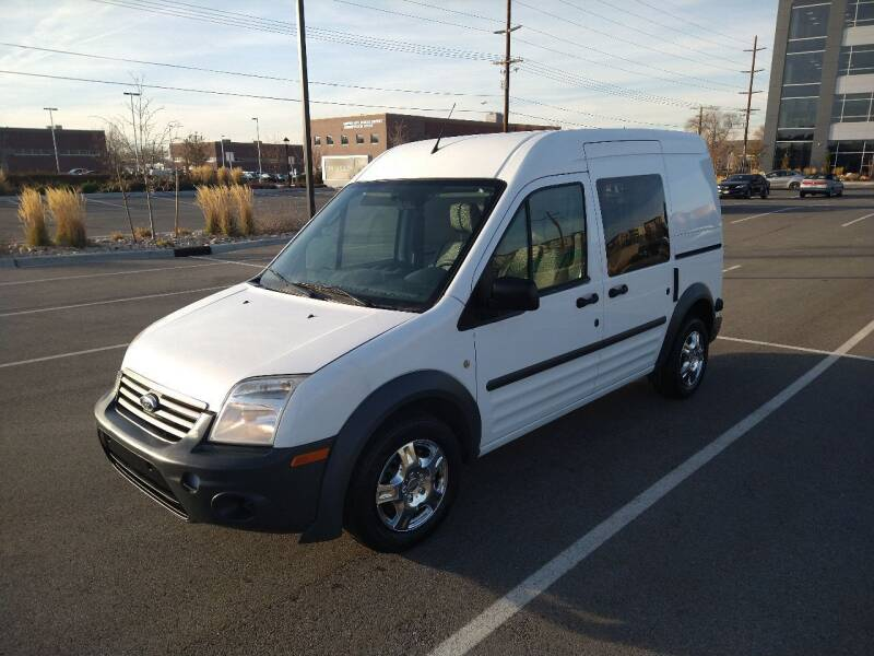 2013 Ford Transit Connect for sale at ALL ACCESS AUTO in Murray UT
