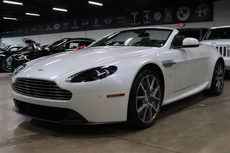 Used Aston Martin V8 Vantage For Sale In Jacksonville Fl Carsforsale Com