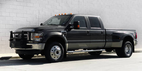 2008 Ford F-450 Super Duty for sale at Houston Auto Credit in Houston TX
