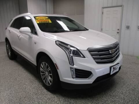 2018 Cadillac XT5 for sale at LaFleur Auto Sales in North Sioux City SD