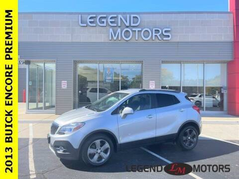 2013 Buick Encore for sale at Legend Motors of Waterford in Waterford MI