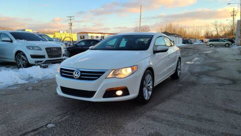 2010 Volkswagen CC for sale at JT AUTO in Parma OH