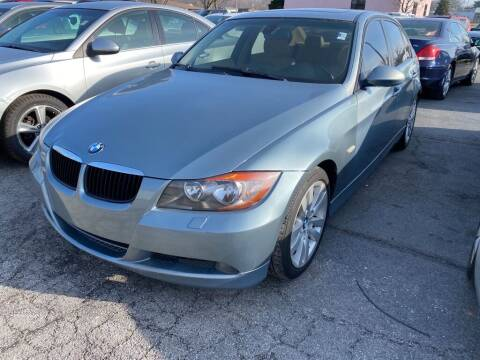 2006 BMW 3 Series for sale at Lakeshore Auto Wholesalers in Amherst OH