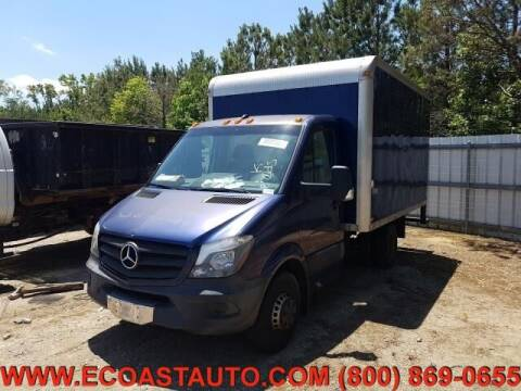 2013 Mercedes-Benz Sprinter Cab Chassis for sale at East Coast Auto Source Inc. in Bedford VA