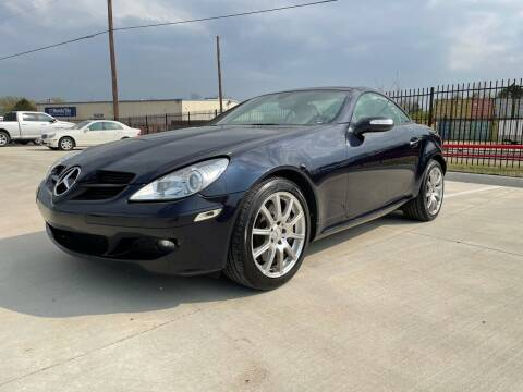 2006 Mercedes-Benz SLK for sale at Italy Auto Sales in Dallas TX