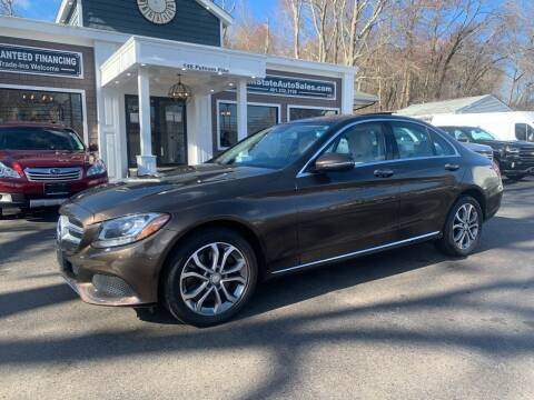 2016 Mercedes-Benz C-Class for sale at Ocean State Auto Sales in Johnston RI