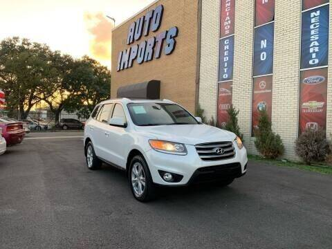 2012 Hyundai Santa Fe for sale at Auto Imports in Houston TX