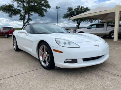 2007 Chevrolet Corvette for sale at Thornhill Motor Company in Hudson Oaks, TX