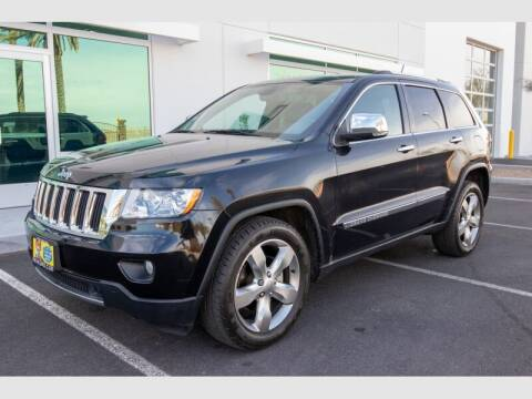 2013 Jeep Grand Cherokee for sale at REVEURO in Las Vegas NV