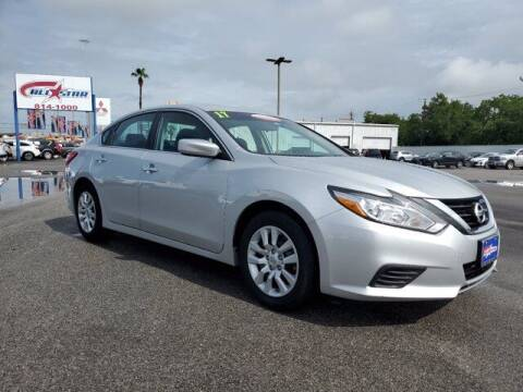 2017 Nissan Altima for sale at All Star Mitsubishi in Corpus Christi TX
