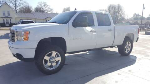 2014 GMC Sierra 2500HD for sale at Crossroads Auto Sales LLC in Rossville GA