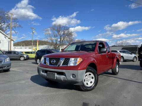 2006 Nissan Frontier for sale at Auto Credit Group in Nashville TN