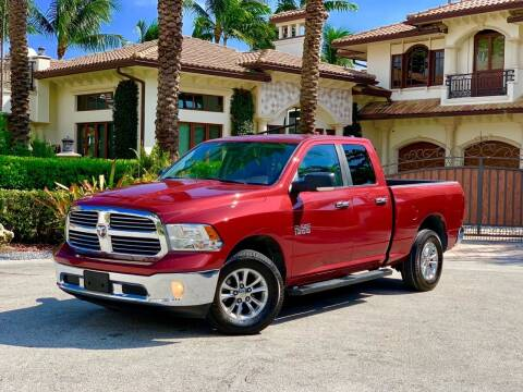 2013 RAM Ram Pickup 1500 for sale at Citywide Auto Group LLC in Pompano Beach FL