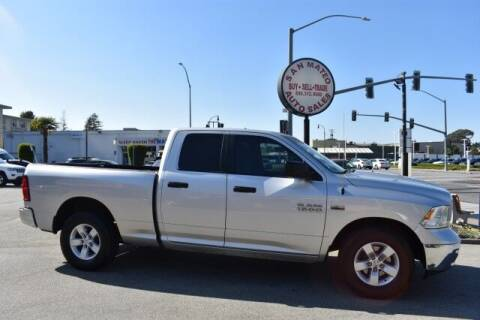 2014 RAM Ram Pickup 1500 for sale at San Mateo Auto Sales in San Mateo CA