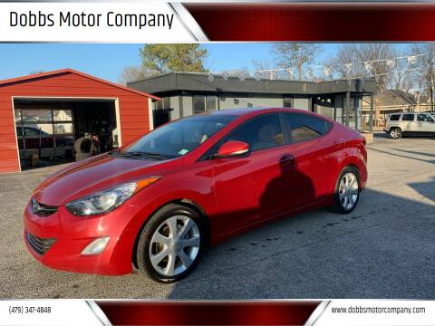 2011 Hyundai Elantra for sale at Dobbs Motor Company in Springdale AR