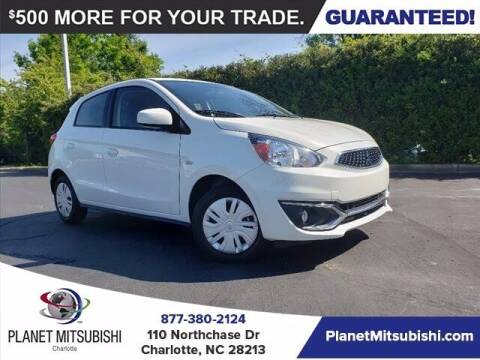 2019 Mitsubishi Mirage for sale at Planet Automotive Group in Charlotte NC
