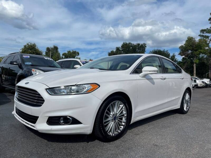 2016 Ford Fusion for sale at Upfront Automotive Group in Debary FL
