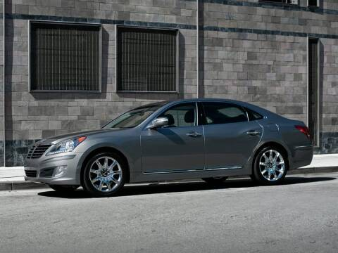 2013 Hyundai Equus for sale at Metairie Preowned Superstore in Metairie LA