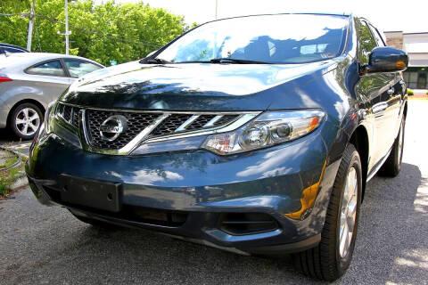 2014 Nissan Murano for sale at Prime Auto Sales LLC in Virginia Beach VA