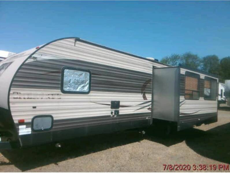 2015 Forest River 274RK BROWN for sale at VIking Auto Sales LLC in Salem OR