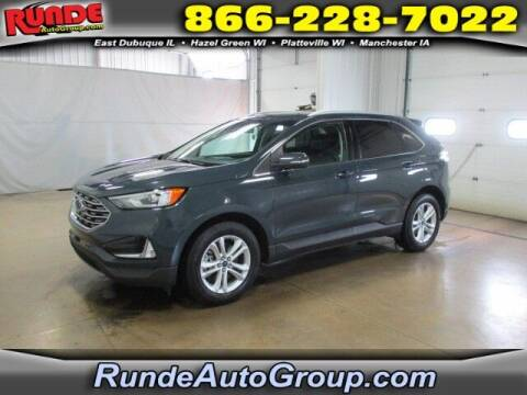 2019 Ford Edge for sale at Runde PreDriven in Hazel Green WI