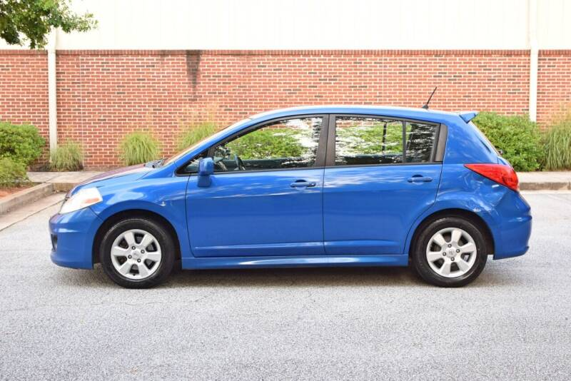 2008 Nissan Versa for sale at Automotion Of Atlanta in Conyers GA