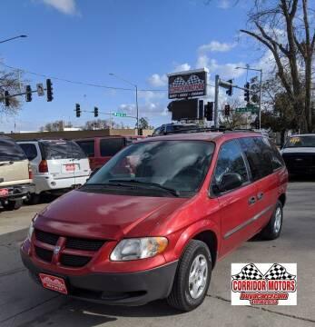 2002 Dodge Caravan for sale at Corridor Motors in Cedar Rapids IA