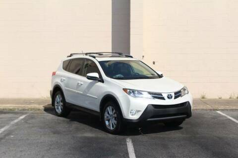 2013 Toyota RAV4 for sale at El Patron Trucks in Norcross GA