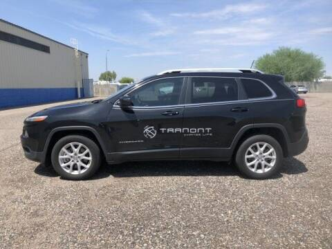 2018 Jeep Cherokee for sale at AUTO HOUSE PHOENIX in Peoria AZ