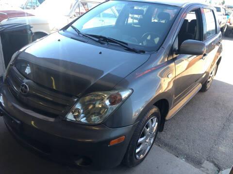 2005 Scion xA for sale at TTT Auto Sales in Spokane WA