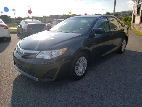 2014 Toyota Camry for sale at Hi-Lo Auto Sales in Frederick MD