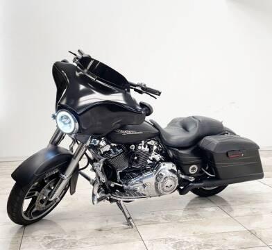 2012 Harley-Davidson FLHX STREET GLIDE for sale at Elegant Auto Sales in Rancho Cordova CA