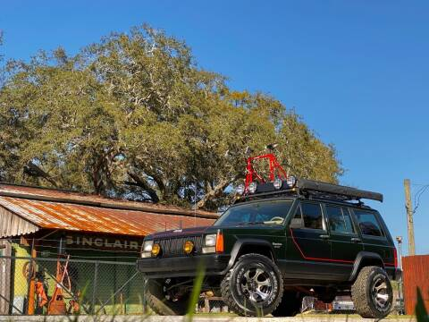 1994 Jeep Cherokee for sale at OVE Car Trader Corp in Tampa FL