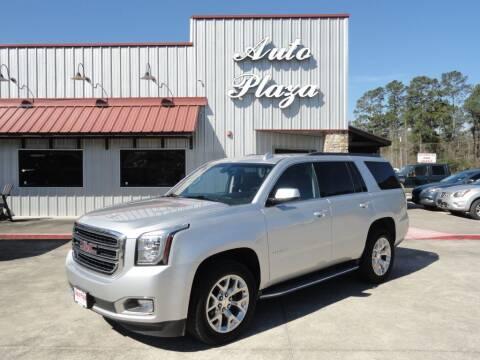 2016 GMC Yukon for sale at Grantz Auto Plaza LLC in Lumberton TX